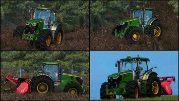 JOHN DEERE 7200R FOREST
