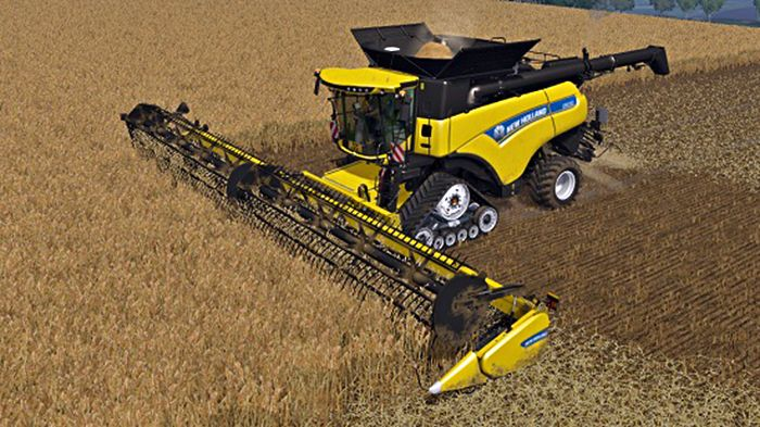 New Holland Cr1090 V1 1 Mod Mod For Landwirtschafts