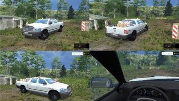 Dodge Ram 2500 Service LS15