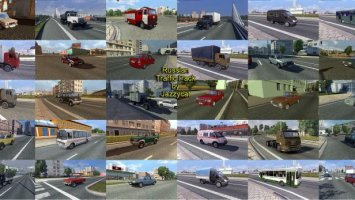 RUSSIAN TRAFFIC PACK BY JAZZYCAT V1.3