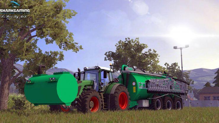 Samson Pg Pack V 15 Ls15 Mod Mod For Landwirtschafts