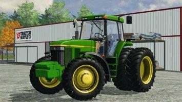 John Deere 7810 American Version