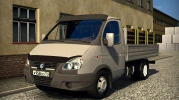 GAZ-3302 Business 1.16.X ets2