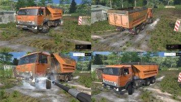 KamAz 551111 Full edition