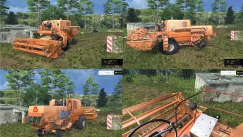 Bizon Z056 Orange