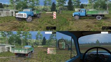 GAZ-53 Board LS15