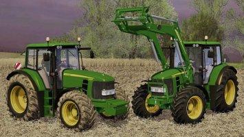 John Deere 6630 Weight FL