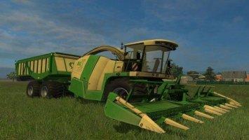 Krone Big X 650 Cargo Beast Pack v4.0