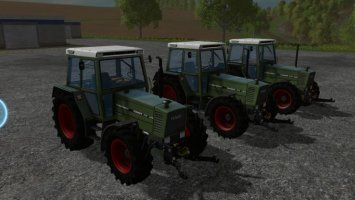 Fendt Farmer 310 312 LSA Pack v2.3
