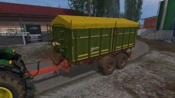 Kröger Agroliner TKD 302 v15