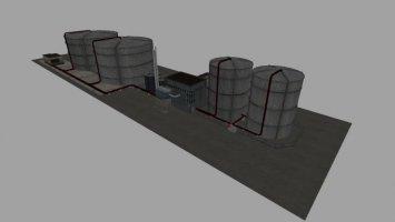 Oil Company by Kastor