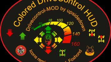 COLORED iCONS FOR DRIVECONTROL v1.02