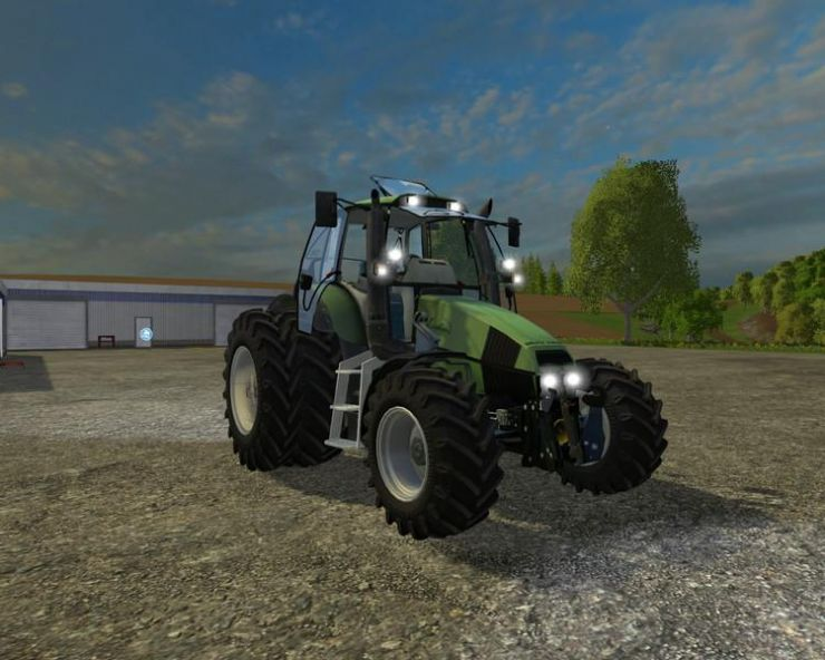 Seat Skins For Trucks >> DEUTZ 120 MK3 V2 - LS15 Mod | Mod for Farming Simulator 15 | LS Portal