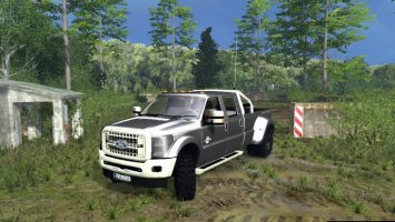 Ford F450 Off Road v1.2