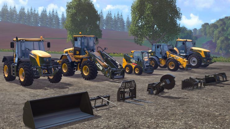 jcb dlc ls15 mod mod for landwirtschafts simulator 15 ls portal. Black Bedroom Furniture Sets. Home Design Ideas