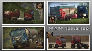 MAN TGS 18 480 4x4 BLS v0.7 beta