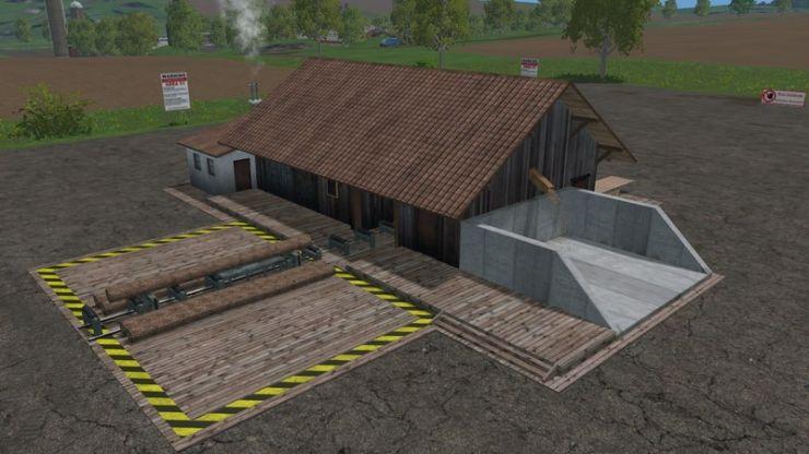 Tartak V1 1 0b Ls15 Mod Mod For Farming Simulator 15