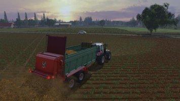 Farmtech Megafex 2200