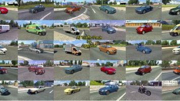 AI Traffic Pack by Jazzycat v2.6