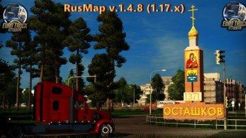 RusMap v1.4.8 (1.17.x) by aldim@tor