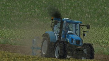 New Holland T6.160 ls2013