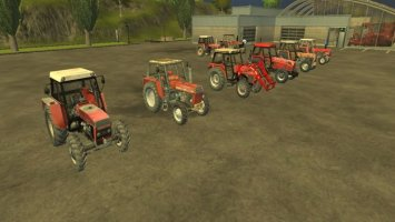 Mr-Zetor Ursus PACK LS2013
