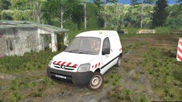 Peugeot Partner v2