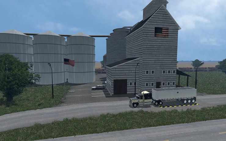 Illinois Map  LS15 Mod  Mod For Farming Simulator 15