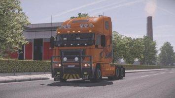 Freightliner Argosy CAT Edition v2
