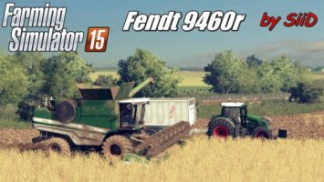 Fendt 9460r ls15