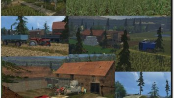 Mała wieś Micromap LS15