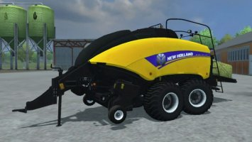 New Holland Big Baler 1290 v1.1 ls2013