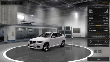 BMW X6 v3.1 for 1.19.x ets2