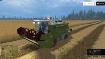 Claas Dominator 86 SL Beta