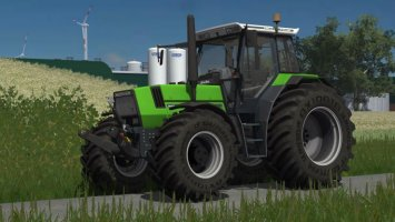 Deutz Agrostar MR ls2013