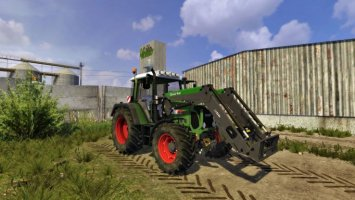 Fendt 412 Vario Full LS2013