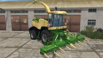Krone Big X 580 Fixed v2.0
