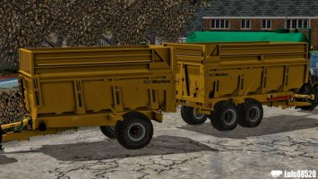 Maitre BMM trailer ls15