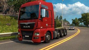 MAN TGX Euro 6 v1.1 ETS2