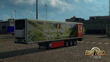 Trailer Transcom (Kaufland) ETS2