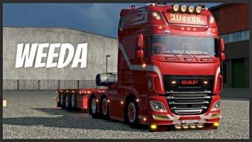 DAF XF Euro 6 Weeda [1.19.x]
