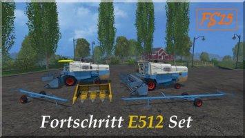Fortschritt E512 Set ls15