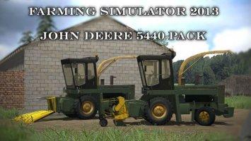 John Deere 5440 Pack ls2013