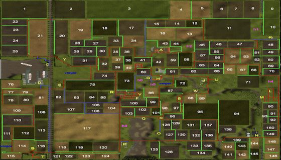 Map Belgique Contest 2015 Mod Mod for Farming Simulator 15