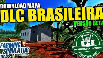 Mapa DLC Brasileira (Beta)