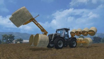 Murray Machinery Octa-Quad System [Contest 2015] LS15