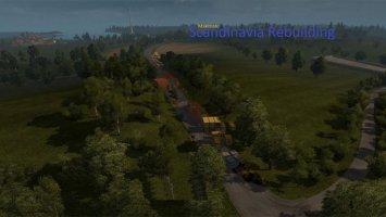 Scandinavia Rebuilding v.0.7 ETS2