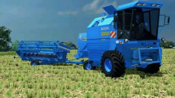 Bizon Rekord Z-058 New Holland LS2013