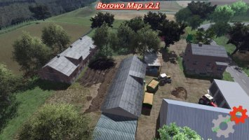 Borowo Map v2.1 ls2013