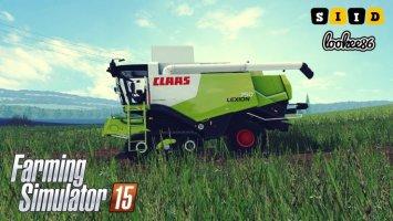 CLAAS Lexion 750, 750TT FINAL VERSION 1.3 V2